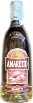 Likér Amaretto Granette