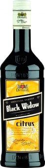 Bylinný likér citrus Fernet Black Widow Dynybyl