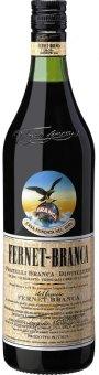 Bylinný likér Fernet Branca