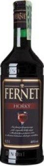 Bylinný likér hořký Fernet