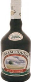 Likér Cream Demerara Distillers