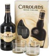 Likér irský Carolans Alied Domecq - dárkové balení