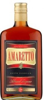 Likér mandlový Amaretto