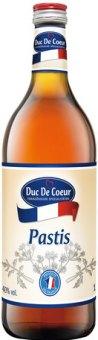 Likér Pastis Duc De Coeur