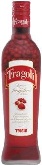 Likér s ovocem Fragolí