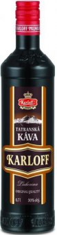 Likér Tatranská káva Karloff