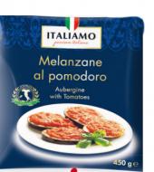 Lilek grilovaný s rajčaty mražený Italiamo