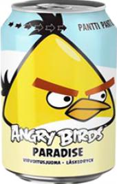 Limonáda pro děti Angry birds