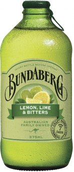 Limonáda Bundaberg Limo