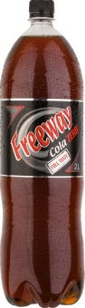Limonáda Cola Zero Freeway