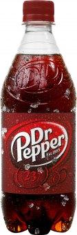 Limonáda Dr. Pepper