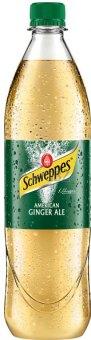 Limonáda Ginger Ale Schweppes