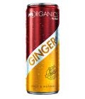 Limonáda Organics Red Bull