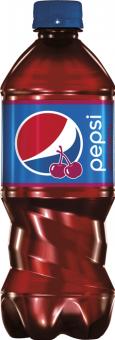 Limonáda Wild Cherry Pepsi