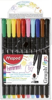Liner Maped Graph'Peps