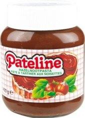 Lískooříšková pomazánka Pateline