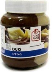 Lískooříšková pomazánka s kakaem Duo Fine Food