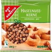 Lískové ořechy Gut & Günstig  Edeka