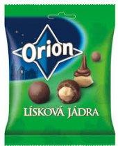 Lískové ořechy v čokoládě Orion