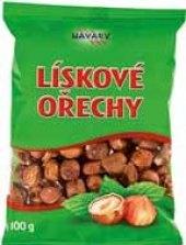 Lískové ořechy Navary