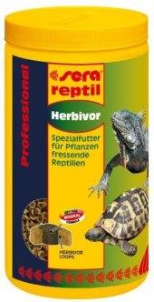 Krmivo listové pro masožravé želvy Reptil Herbivor Sera