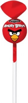 Lízátko Angry Birds Fazer