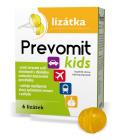 Lízátko proti nevolnosti pro děti Prevomit