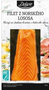 Losos filet norský uzený Deluxe
