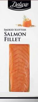 Losos filety skotský uzený Deluxe