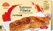 Losos filety mražený marinovaný Vitasia