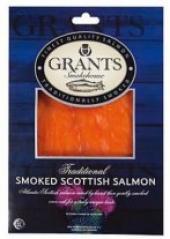 Losos skotský uzený Grants