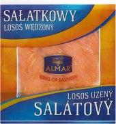 Losos uzený salátový Almar