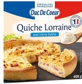 Koláč lotrinský slaninový mražený Duc De Coeur