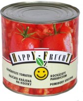 Rajčata loupaná Happy Frucht