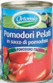 Rajčata loupaná Ortomio