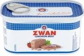 Luncheon meat Zwan