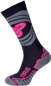 Dámské lyžařské ponožky Brugi