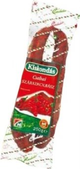 Maďarská klobása Kiskondas