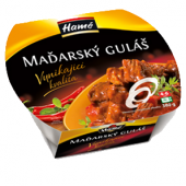 Maďarský guláš Hamé Vynikající kvalita - konzerva