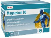 Doplněk stravy Magnesium B6 Dr.Max