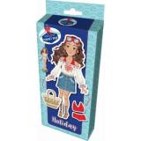 Magnetická oblékací panenka Jiří Models