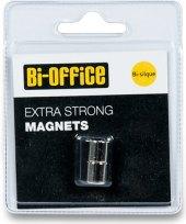 Magnety pro skleněné tabule Bi-Office
