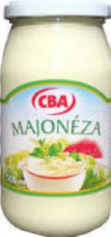 Majonéza CBA