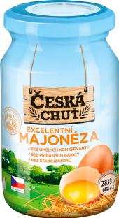 Majonéza exklusiv Česká chuť