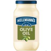 Majonéza s olivovým olejem Hellmann's
