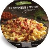 Makarony sýrové s pancettou mražené Italian Iceland