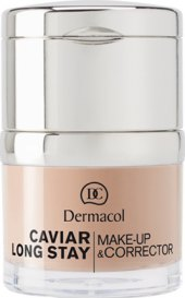 Make up s korektorem Caviar Long stay Dermacol