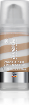 Make up Color Care  2 in 1 Alverde