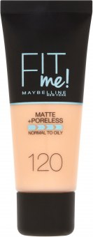 Make up Fit me! Matte + Poreless Maybelline