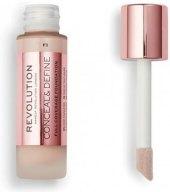 Make up krycí s aplikátorem Conceal & Define Makeup Revolution